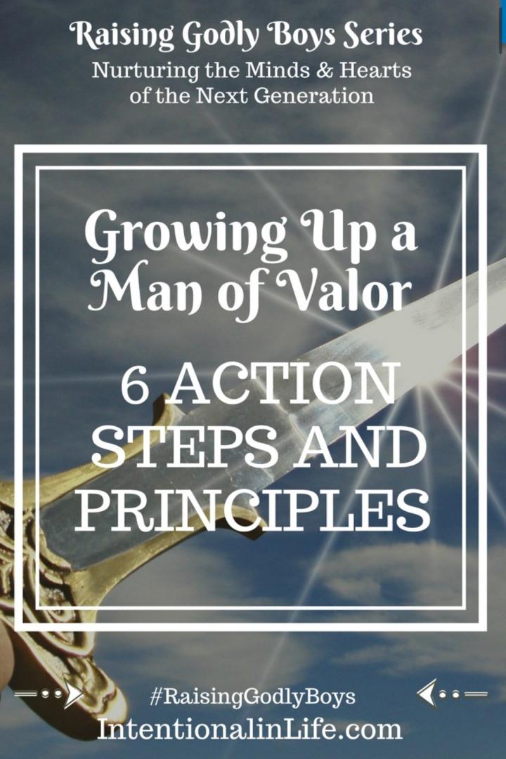 Raising a Mighty Man ofValor
